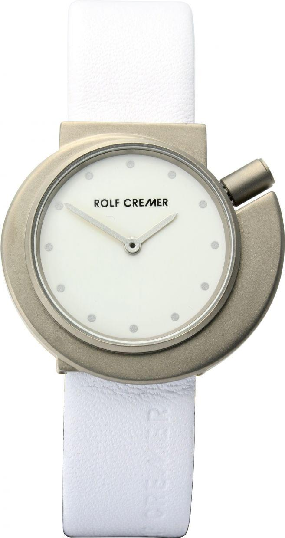 """Rolf Cremer """"Spirale II"""" weiß"""