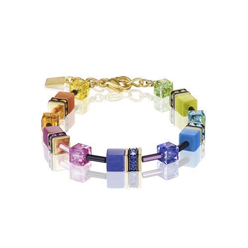 GeoCUBE® Armband multicolor