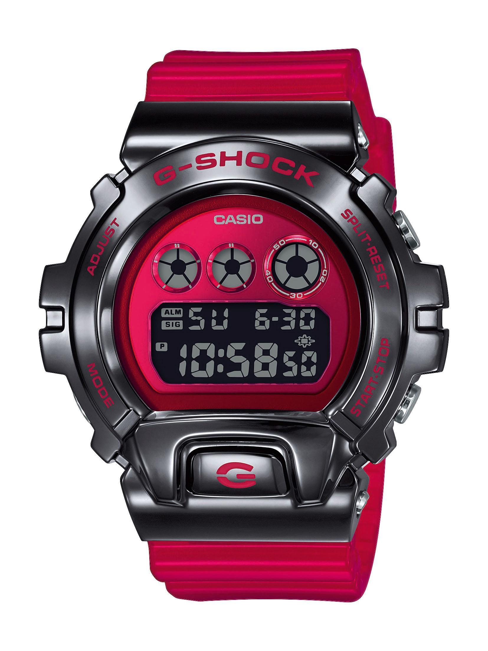 G-Shock Classic Antrazit Jelly