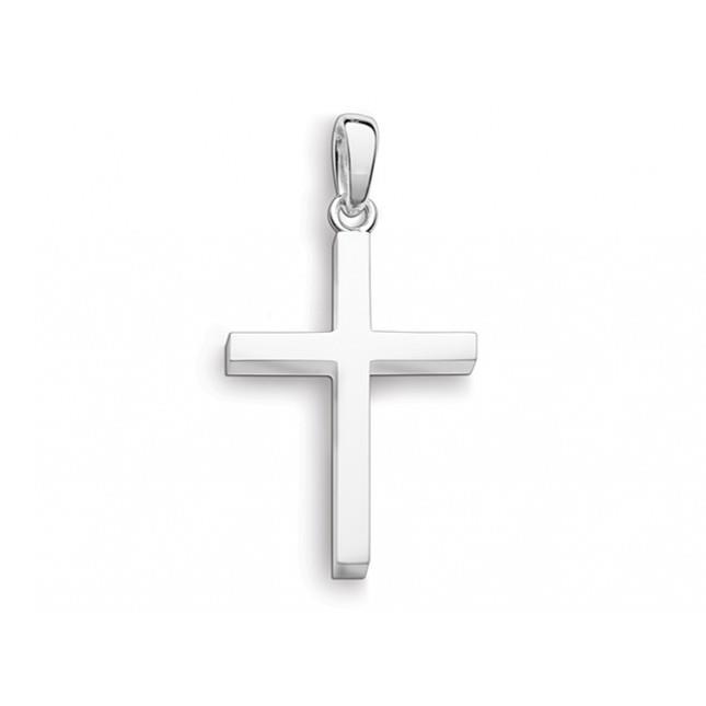 Kreuz-Anhänger Silber 925