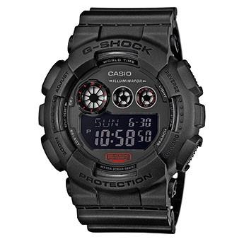 G-Shock Mission Black