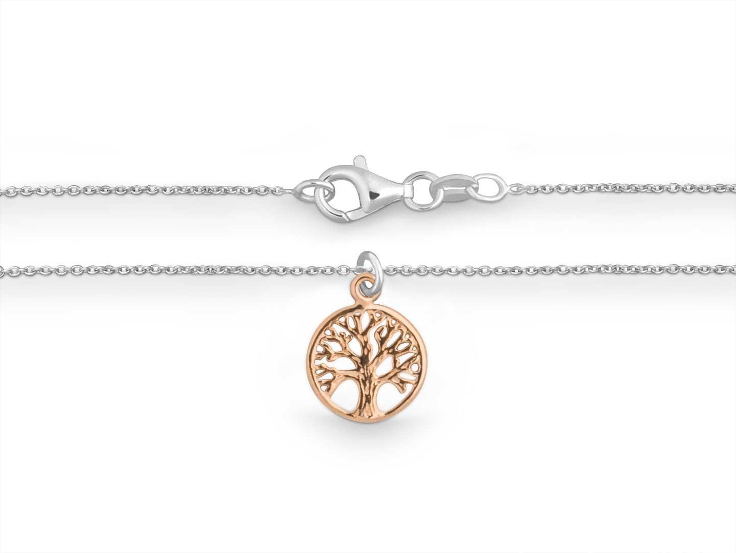 "Halskette ""Tree of Life"" 925"