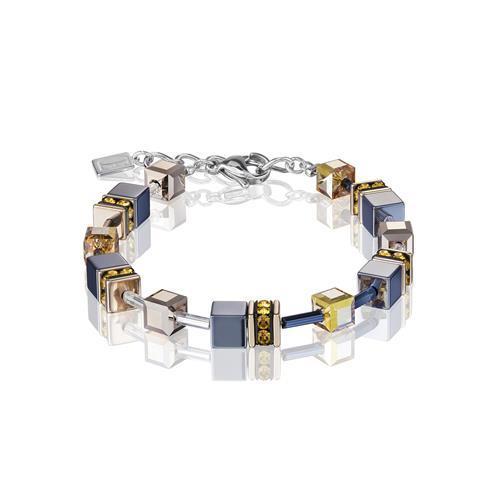 GeoCUBE® Armband mit Swarovski® Kristalle