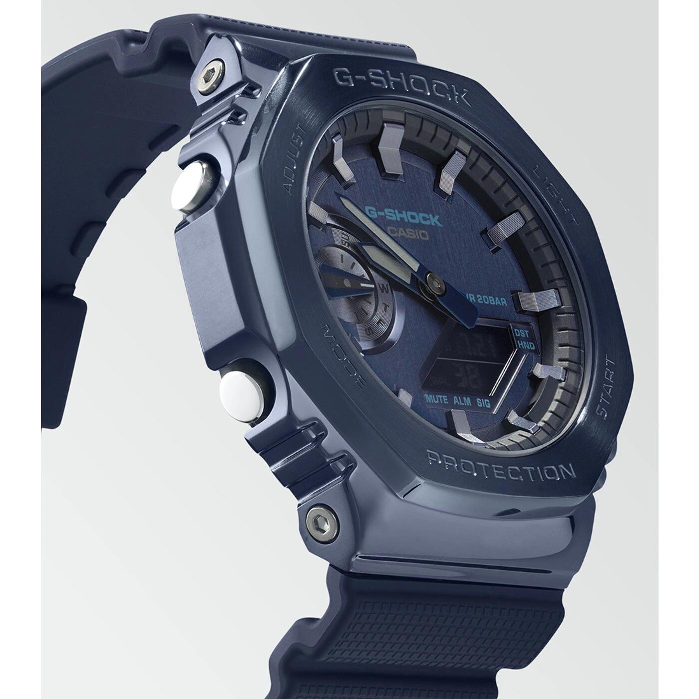 G-Shock Carbon-Core Steel