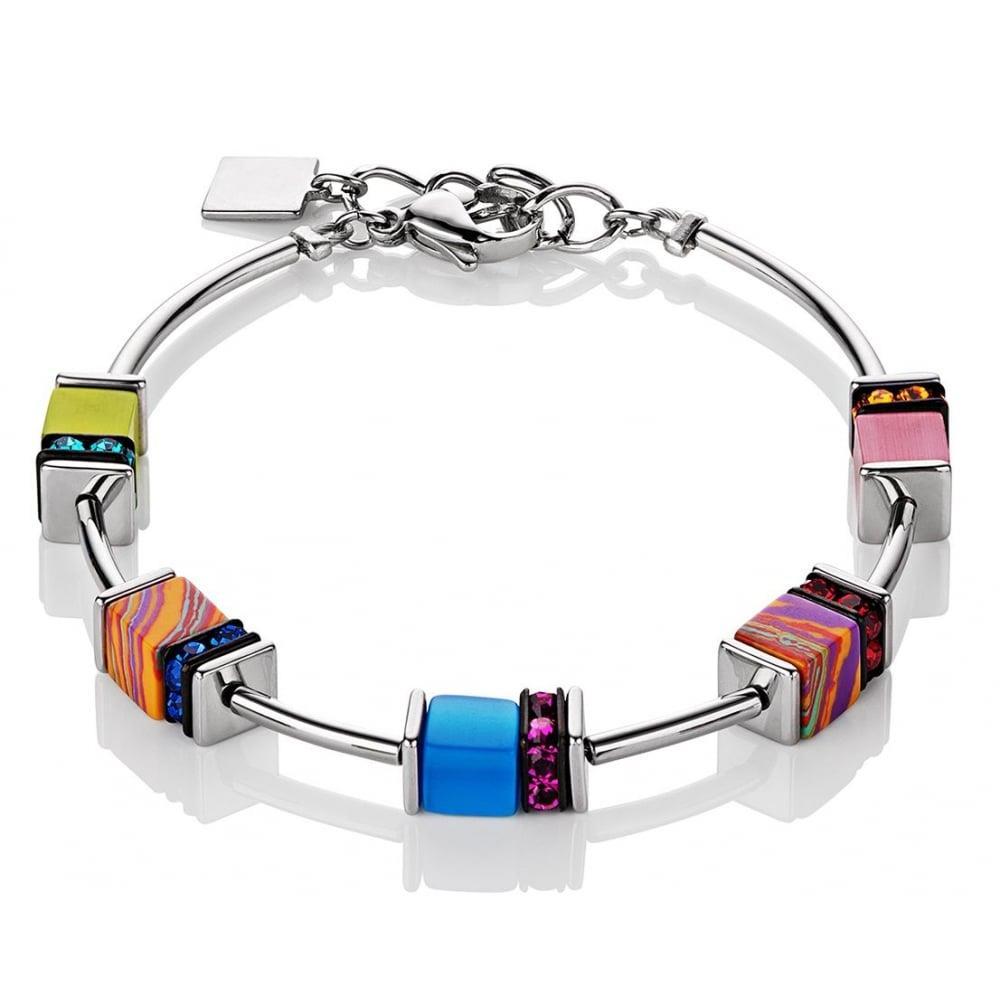 Armband GeoCUBE®  multicolor