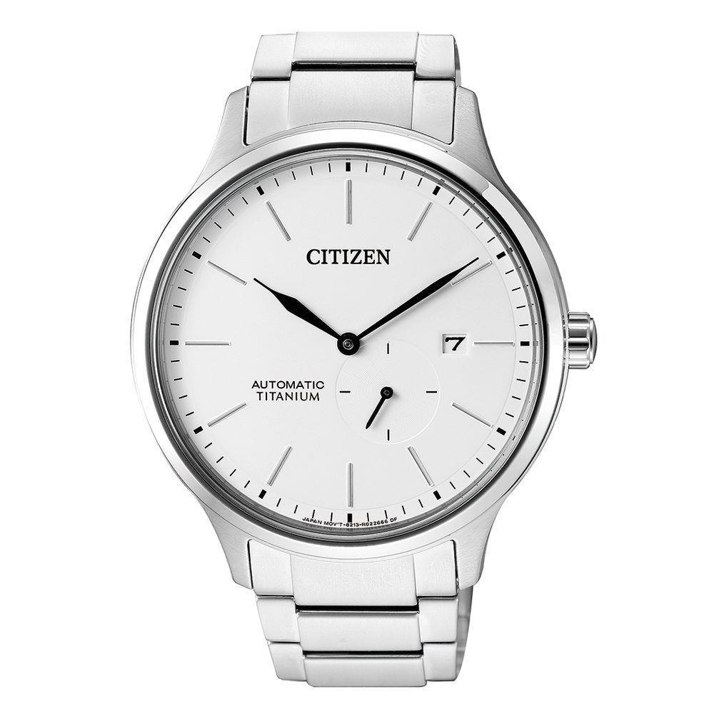 Citizen Titan Automatic mit Glasboden