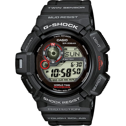 G-Shock Mudman Solar