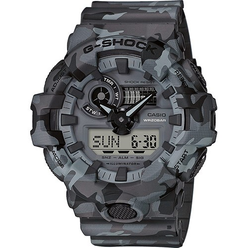 G-Shock Camouflage