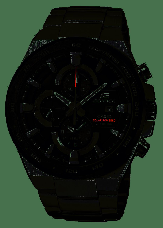 Edifice Solar Chronograph