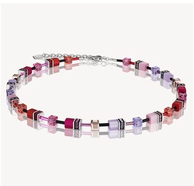 GeoCUBE® multicolor rot-rosa