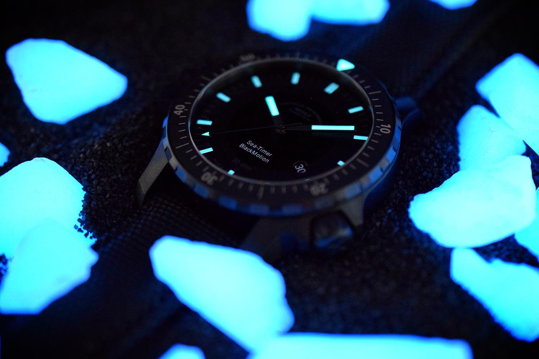 Sea-Timer Black Motion