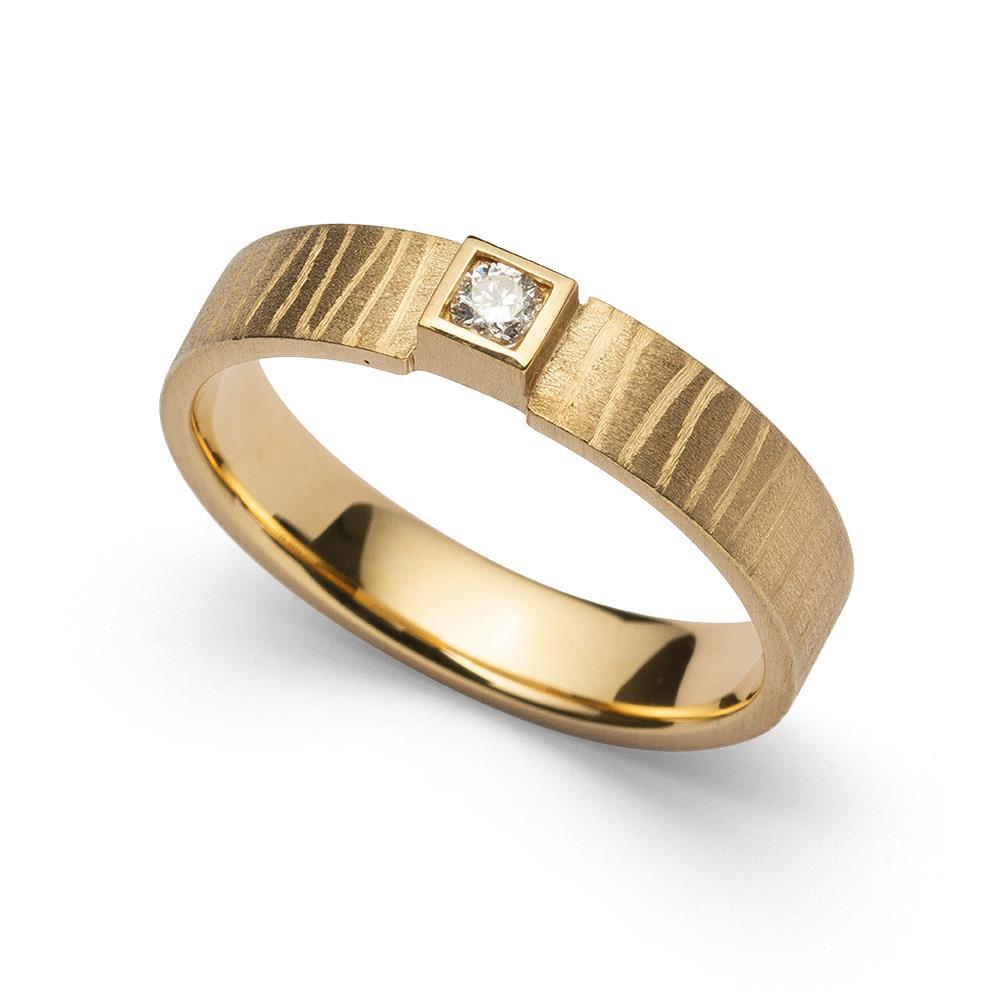 750/- Ring von  Dietmar Sebastian