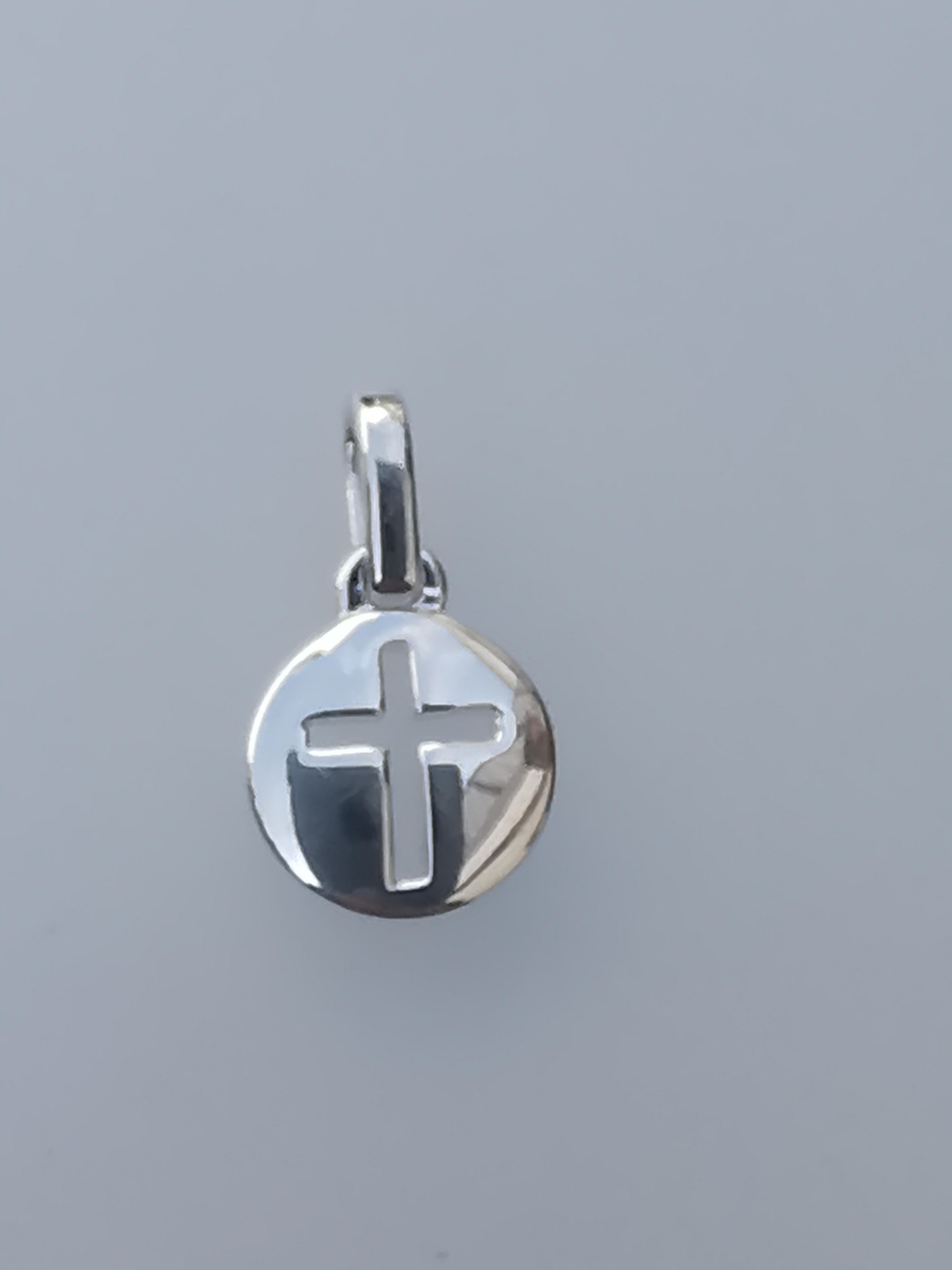 Kreuz 925 Silber