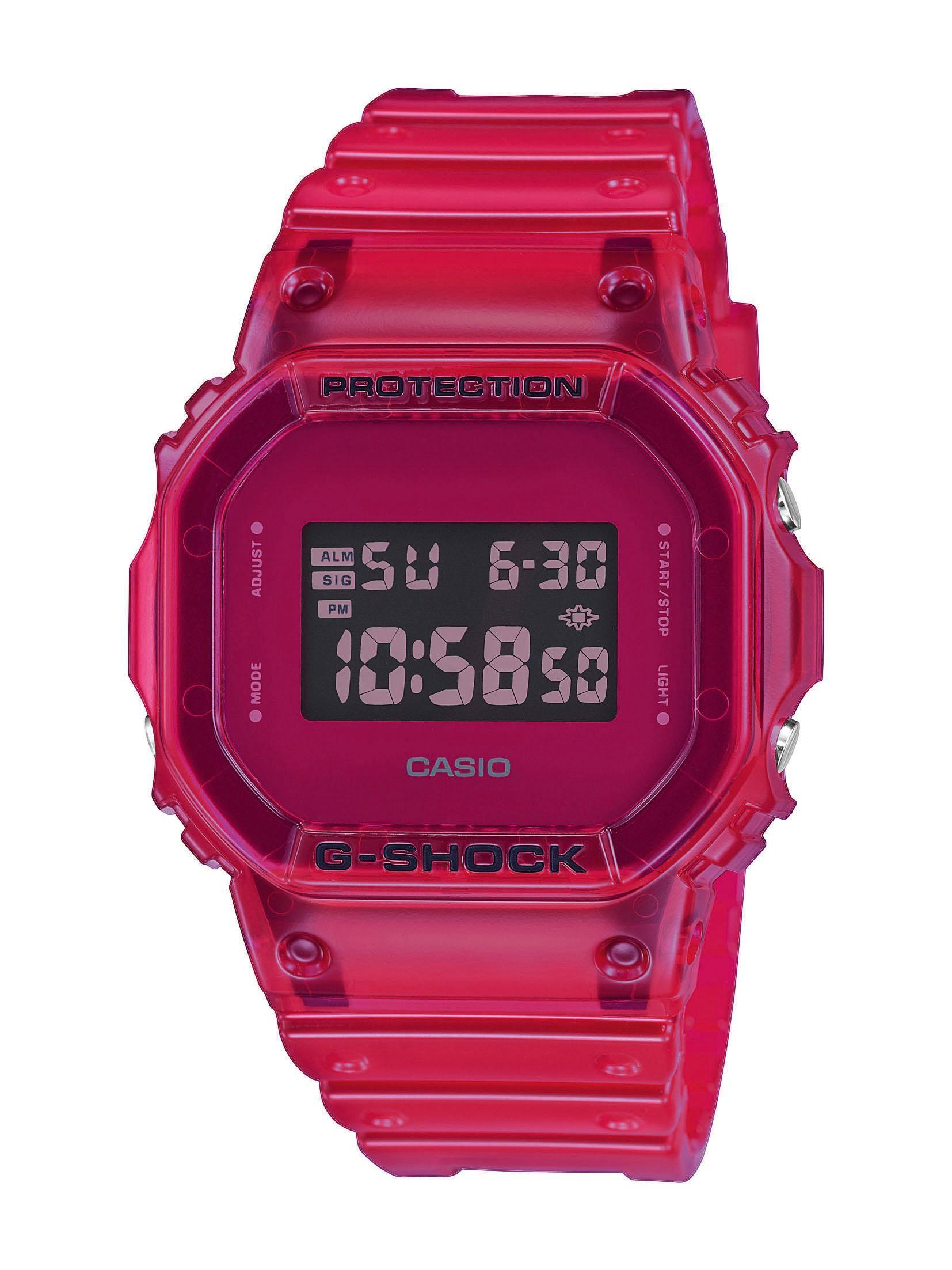 G-Shock Origin Red
