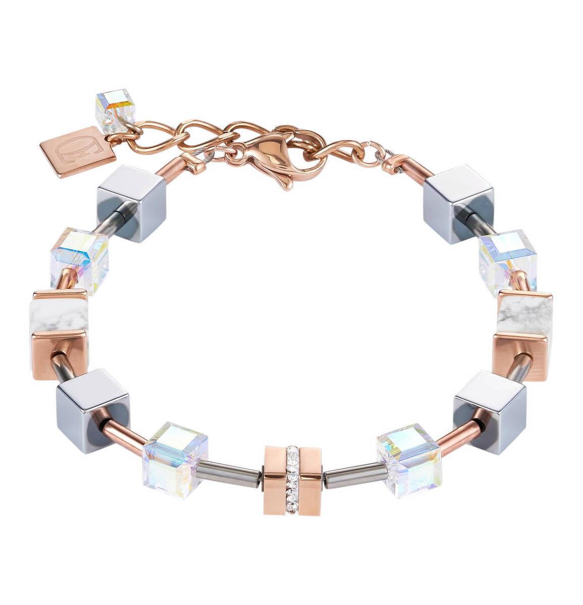 Armband mit Pavé-Kristallen