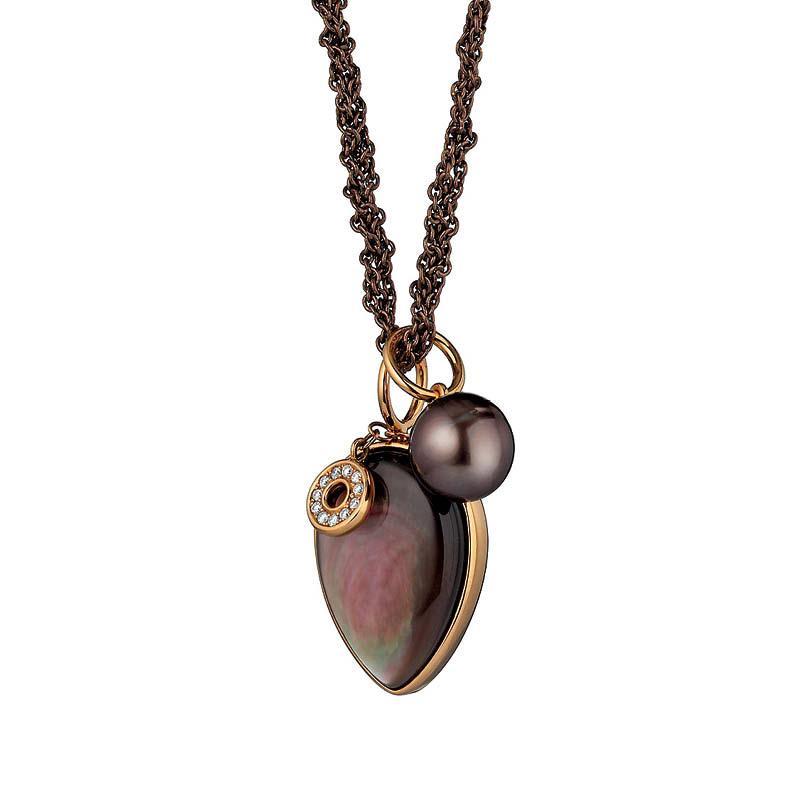 Collier mit Perle 925 Silber